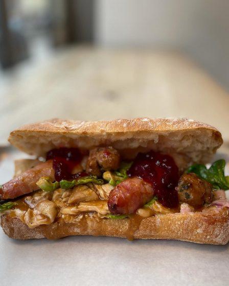 Sandwiches in Cambridge