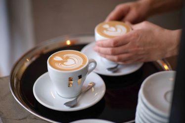 coffee in Cambridge