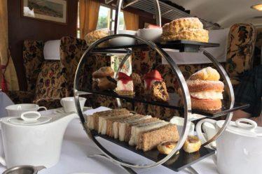 tea rooms in Cambridge