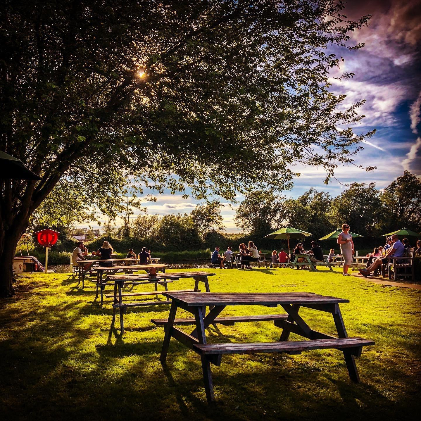dog friendly pubs in Cambridge