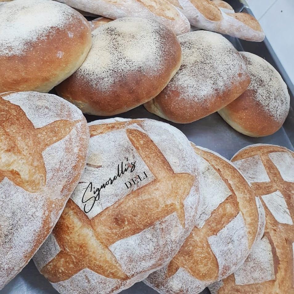 bread in Cambridge