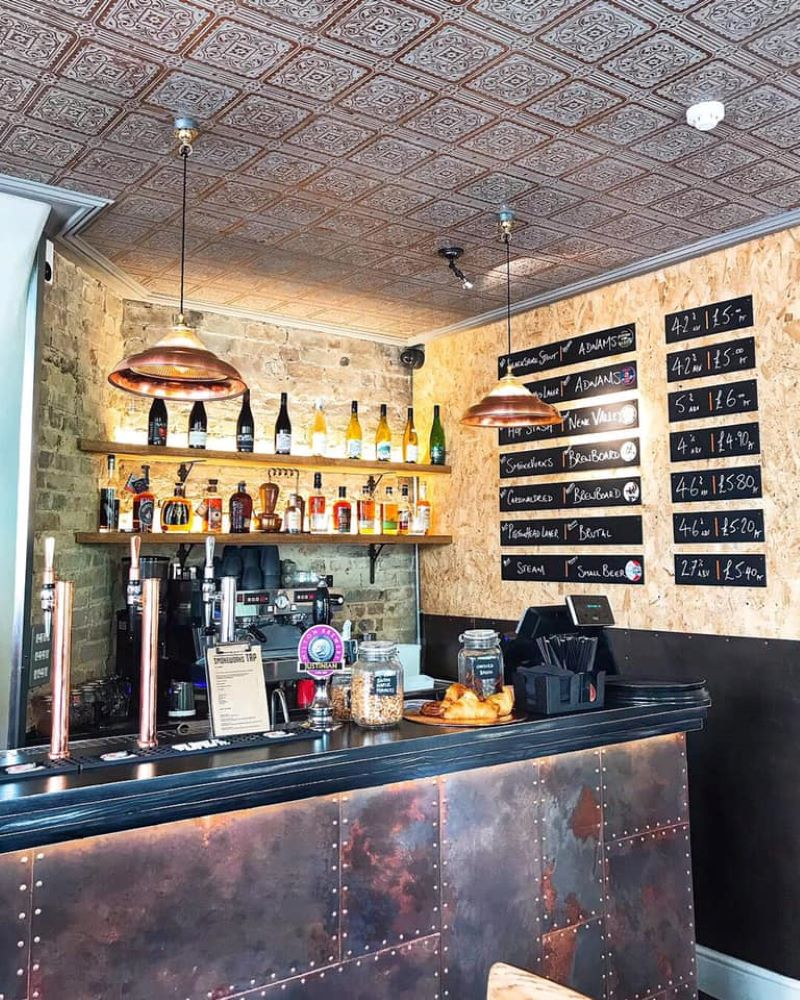 Cambridge cocktails