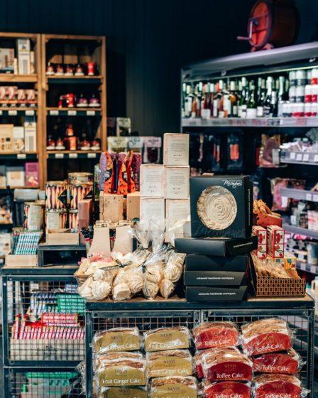 farm shops in Cambridge