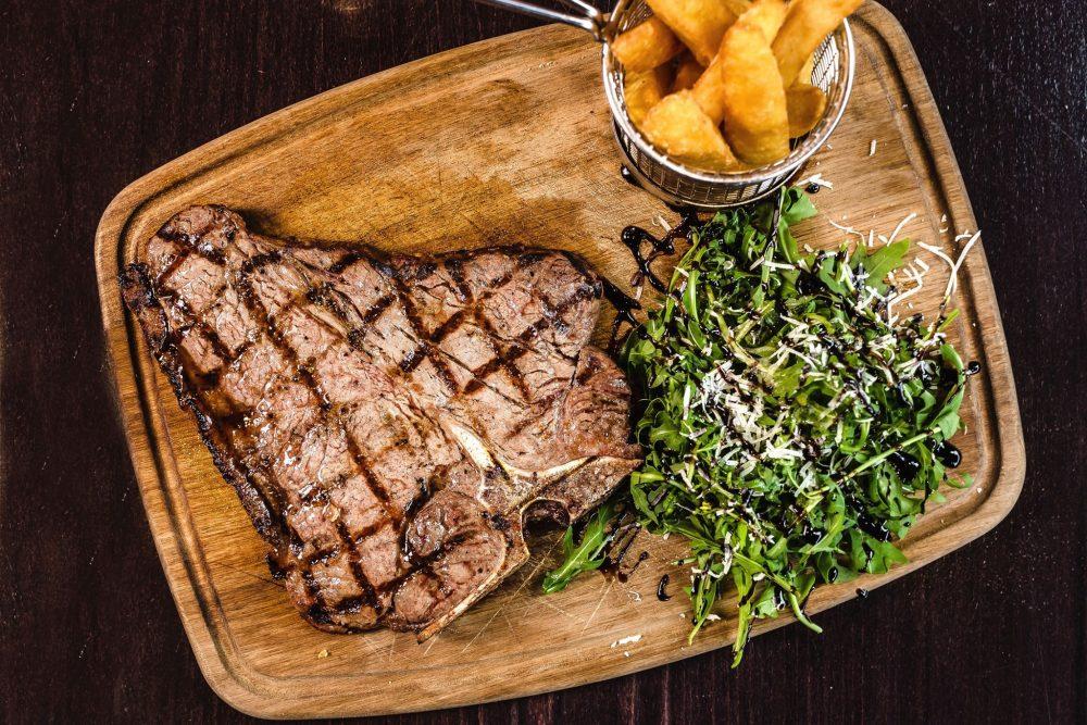 steak in Cambridge