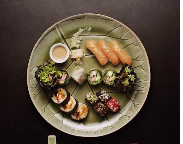 sushi Cambridge