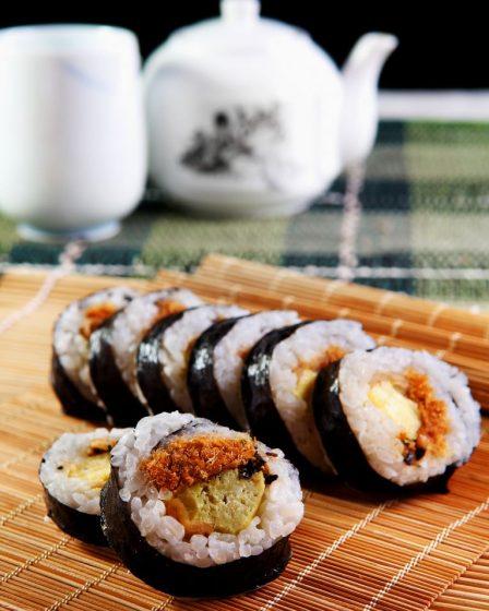 sushi in Cambridge