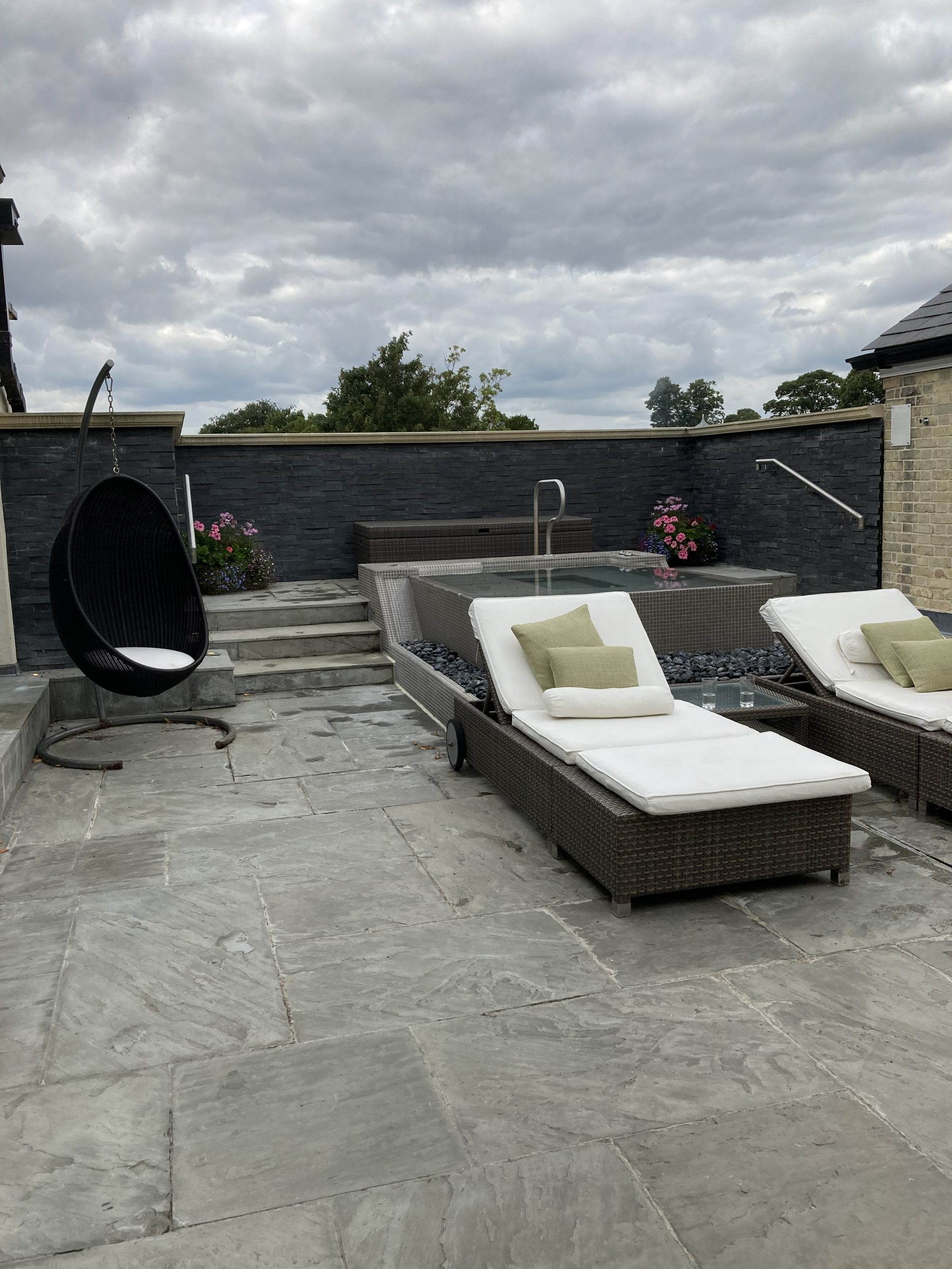 Bedford Lodge rooftop