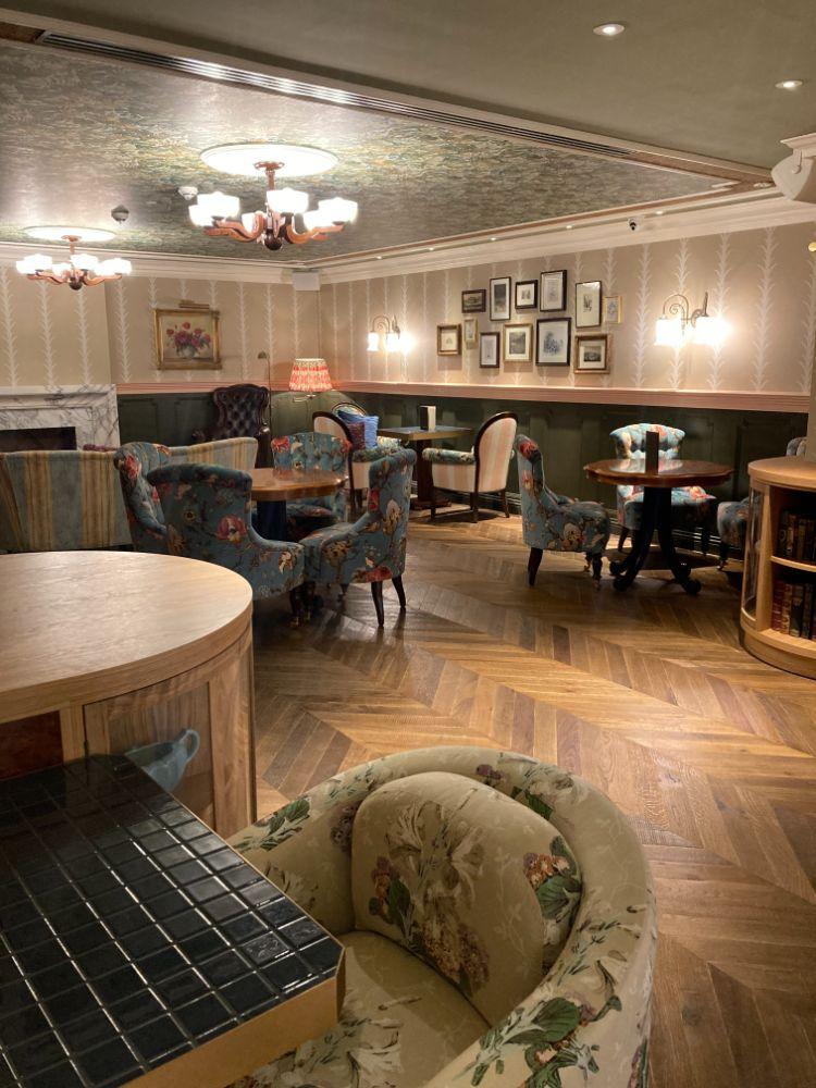Garden House Bar Cambridge