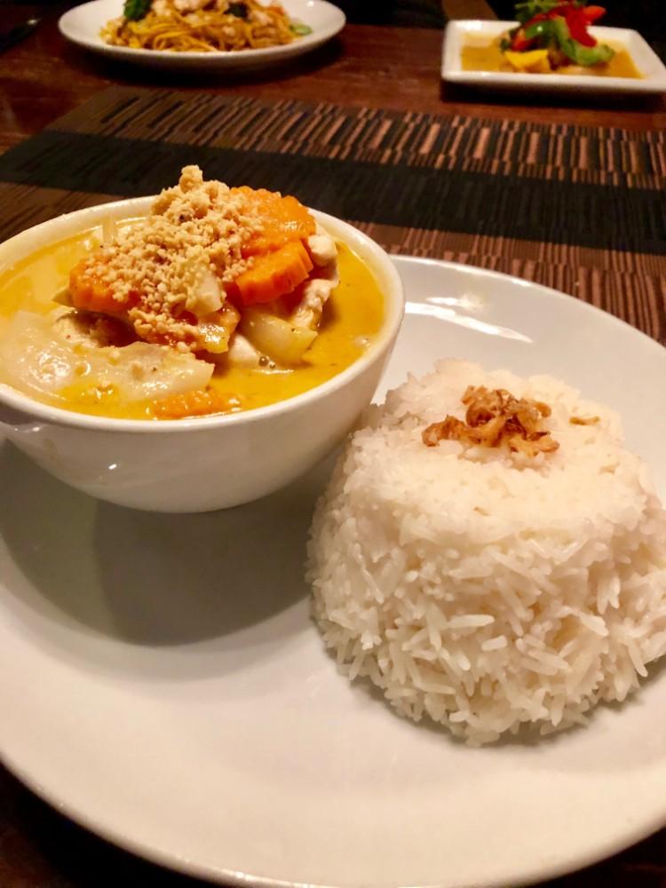 Thai food in Cambridge