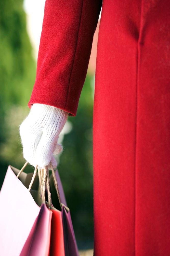 Christmas shopping in Cambridge