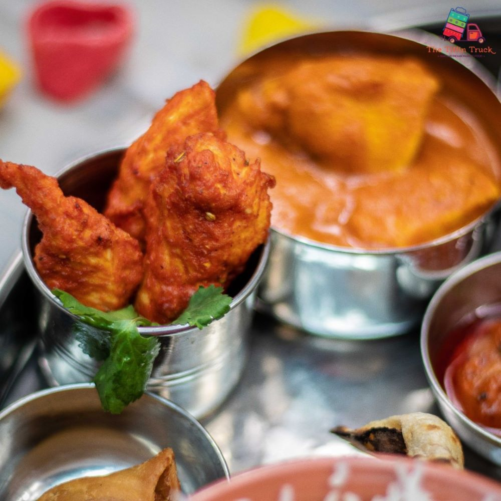 Indian food in Cambridge
