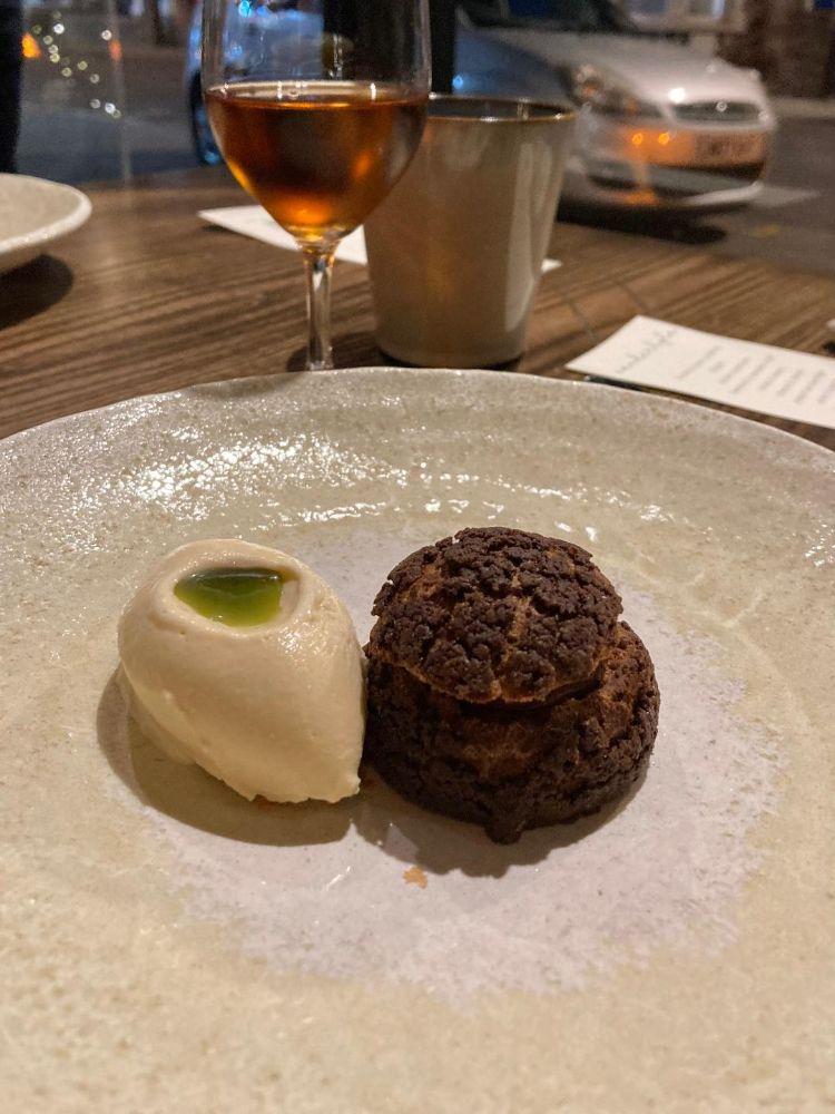 Vanderlyle dessert