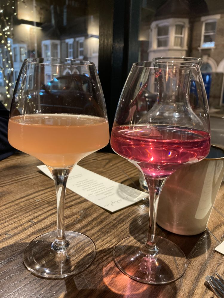 drinks pairing Vanderlyle